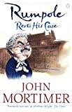 Rumpole Rests His Case by John Mortimer front cover