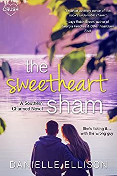 The Sweetheart Sham by [Ellison, Danielle]