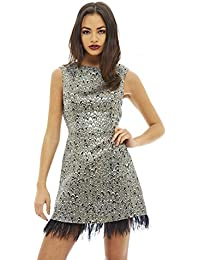 Amazon Com Silvers Cocktail Dresses Clothing Shoes Jewelry