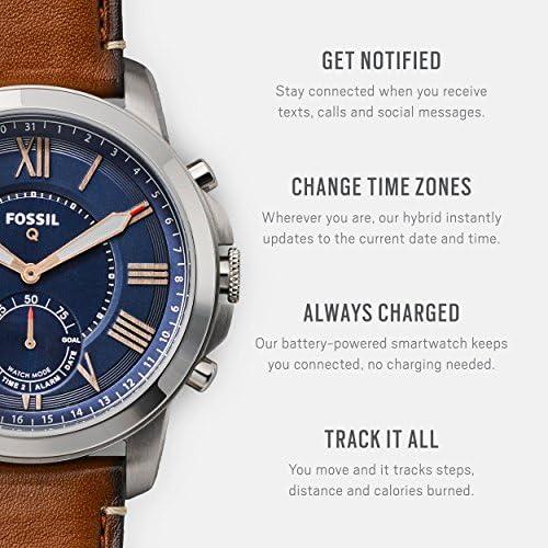 Reloj Fossil Q Grant: Amazon.es: Relojes