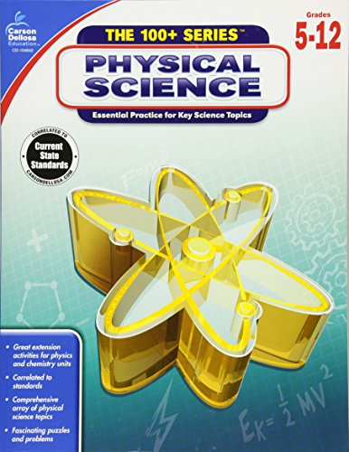 Physical Science (The 100+ Series™) from Carson-Dellosa