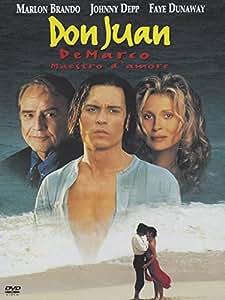 don juan demarco - maestro d'amore (1985) (ds) [Italia] [DVD]
