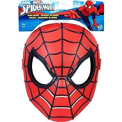 Spider-Man Marvel Hero Mask: Toys & Games