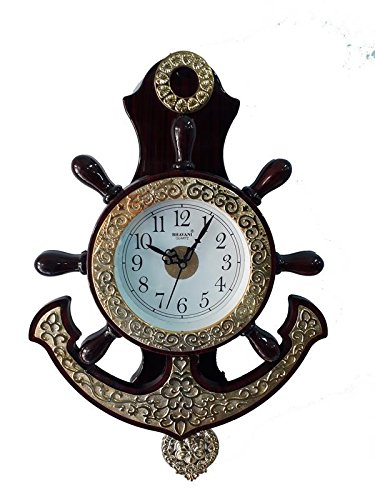 Buy Altra Plastic Pendulum Wall Clock For Home Decor Online At Low Prices In India
