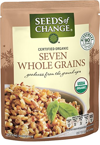 SEEDS OF CHANGE Organic Seven Whole Grains (Style Whole Grain)