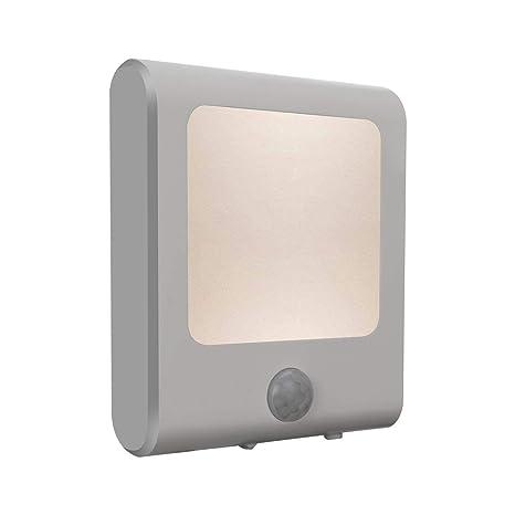 Vintar Plug-in Motion Sensor Led Night Light with Auto Dusk to Dawn Sensor,