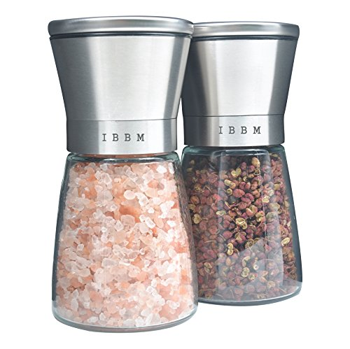 Best Salt Pepper Grinder Set product image