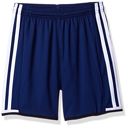 adidas Youth Soccer Condivo 16 Shorts, Dark Blue/White, X-Small