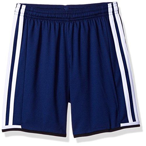 adidas Youth Soccer Condivo 16 Shorts, Dark Blue/White, Medium