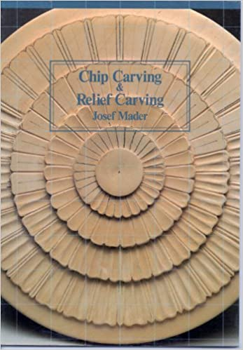 Chip carving and relief carving english and german edition