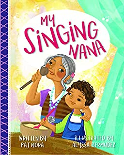 Book Cover: My Singing Nana