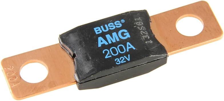 AMG-500 1 per pack 500 Amp Bussmann Stud Style AMG Fuses