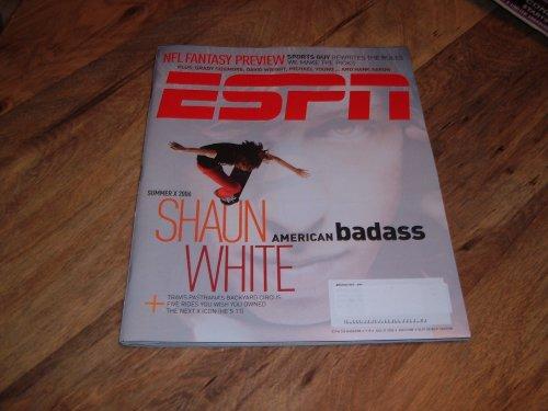 Espn magazine, July 31, 2006 issue-Shaun White-Winter X Games 2006