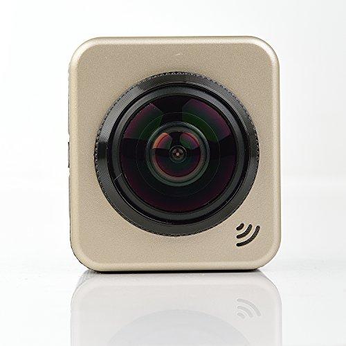 Topjoy 1.5 Pulgada LCD Pantalla VR Camara de Video 360°x 180 ...