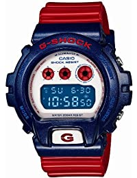 Casio G-SHOCK Blue and Red Series Men Watch DW-6900AC-2JF LIMITED EDITION (Japan Import)