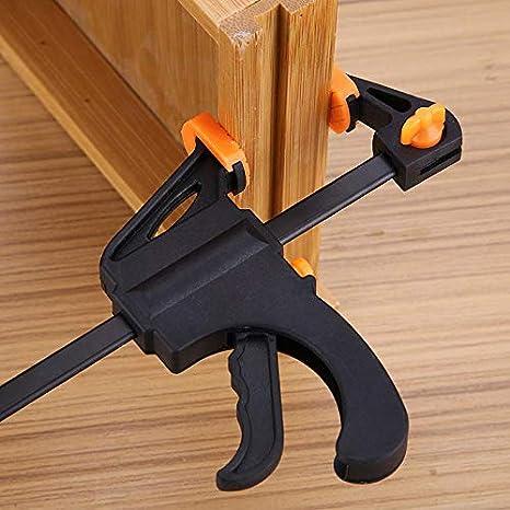 Beshh Pince solide F pour barre de traction en bois Quick-Grip 10.