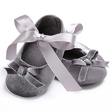 FemmeStopper Baby Girls' Grey Modern