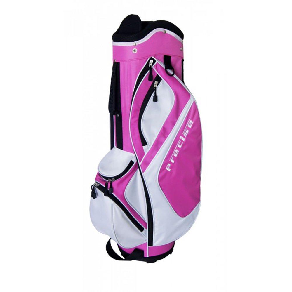 Precise Golf MDX 2 Cart Bag 2017 Women Pink