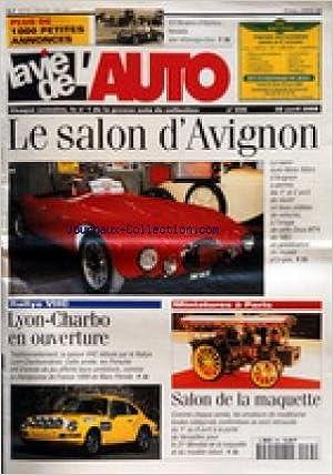 Téléchargement gratuit du livre électronique VIE DE L'AUTO (LA) [No 935] du 20/04/2000 - LE SALON D'AVIGNON - RALLYE VHC / LYON-CHARBO EN OUVERTURE - MINIATURE A PARIS / SALON DE LA MAQUETTE - 12 HEURES D'HYERES ePub
