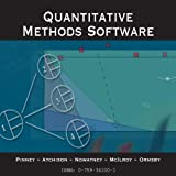 img - for Quantitative Methods Software book / textbook / text book