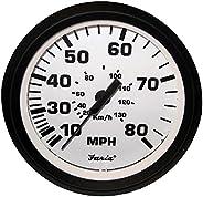EURO WHITE 80 Speedometer