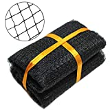 Gardzen 6.8ft x 65ft Heavy Duty Anti Bird Netting, Deer Fence, Pond Net - Protect Your Garden Seedlings Vegetables Fruit Plants Ponds