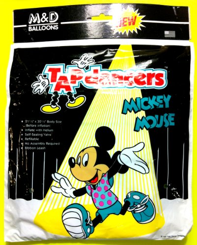 Nip Disney Mickey Mouse (Collectible TAP dancers Mickey Mouse 21 1/2