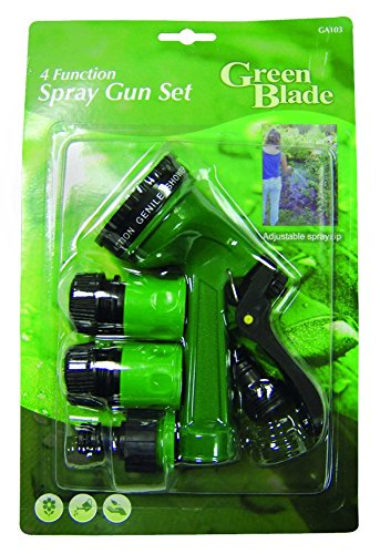 Green Blade Bb-ga103 4-function Spray Gun Set