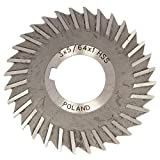 DOLFA Straight Side Chip Saw 3'' x 5/64'' x 1'' Arbor HSS 32T 5-748-254