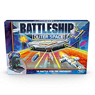 Playset Battleship Outer Space Game