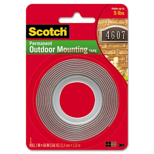 scotch-products-scotch-exterior-weather-resistant-double-sided-tape-1-x-60-gray-w-red-liner-sold-as-