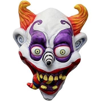 Máscara de Payaso Psicodélico