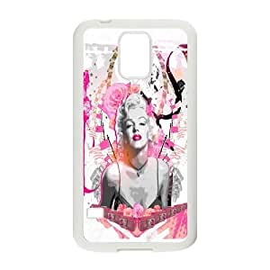 Sexy Red Lips Pattern Protective Case 22 For Samsung Galaxy S5 At ERZHOU Tech Store