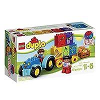 LEGO DUPLO Mi primer tractor 10615