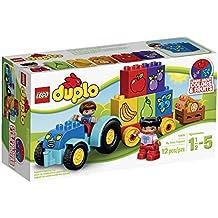LEGO Duplo mi primer Tractor 10615Juguete de aprendizaje para bebés