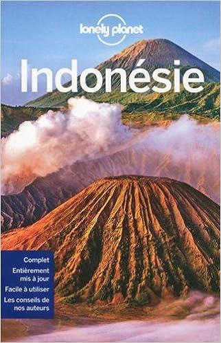 Lonely Planet Indonésie 2017