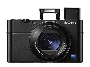 Sony Cyber-Shot DSC-RX100 V 20.1 MP Digital Still Camera with 3
