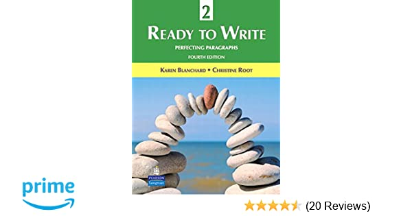 Amazon ready to write 2 perfecting paragraphs 4th edition amazon ready to write 2 perfecting paragraphs 4th edition 9780131363328 karen blanchard christine root books fandeluxe Gallery