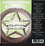 John Cougar Mellencamp & Joe Cocker Karaoke Disc - Legends Series CDG