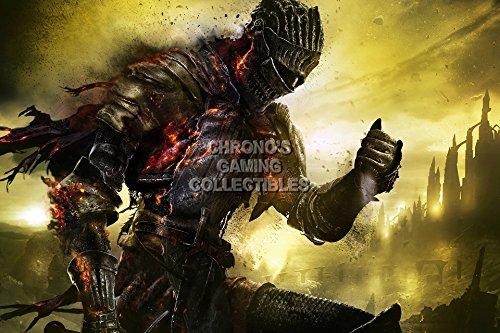 CGC Huge Poster - Dark Souls III Ps4 Xbox One
