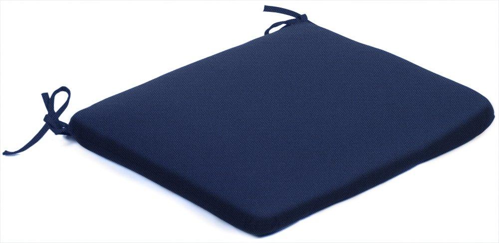 Highwood Hamilton and Westport Adirondack Chair Cushion, Sunbrella Fabric, Forest Green CU-ADIRS-FOR