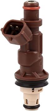 uxcell/® 6pcs Fuel Injectors For Toyota Tacoma Tundra 4Runner 3.4L V6 DOHC 23250-62040