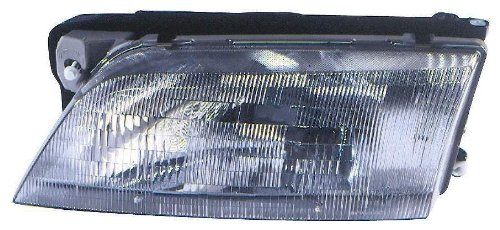 Depo 315-1123L-AS Infiniti I30 Driver Side Replacement Headlight (Infiniti I30 Headlamp)