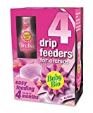 Baby Bio Orchid Drip Feeders, 4 x 40ml For Sale