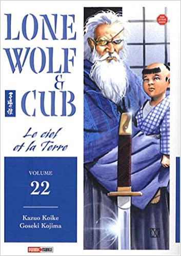 Lire Lone wolf & cub Vol.22 pdf
