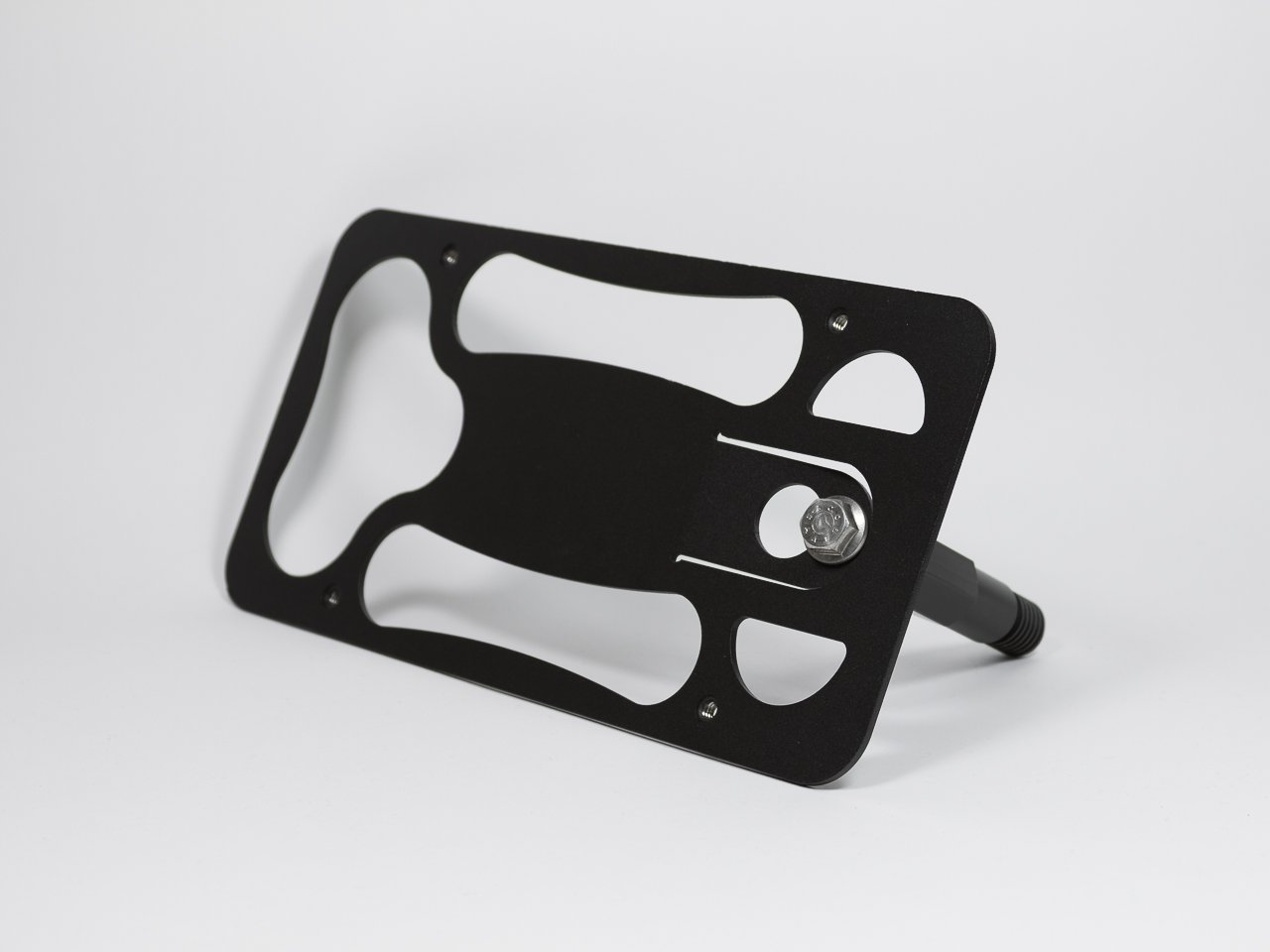 Made in USA Made of Stainless Steel /& Aluminum Installs in Seconds CravenSpeed The Platypus License Plate Mount for Lexus GS No Drilling 2013-2019