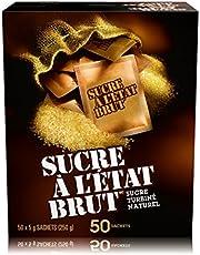 Sugar In The Raw Natural Turbinado Sugar 50 Packets