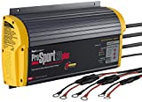 banks board - ProMariner 43021 ProSport 20+ Generation 3 20 Amp, 12/24/36 Volt, 3 Bank Battery Charger
