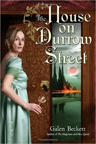 The House on Durrow Street (Magicians and Mrs. Quent)
