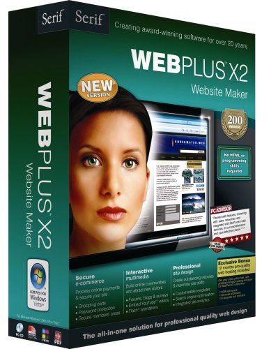WebPlus X2 Website Maker